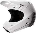 Shift 2018 Label Full Face Helmet - Matte White