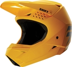 Shift 2018 Label Full Face Helmet - Matte Yellow