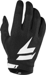 Shift 2018 Whit3 Air Gloves - Black