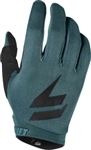 Shift 2018 Whit3 Air Gloves - Teal