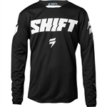 Shift 2017 Youth White Label Ninety Seven Jersey - Black