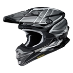 Shoei 2018 VFX-EVO Glaive Full Face Helmet - TC-5 Grey/Black