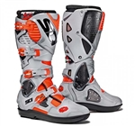 Sidi 2018 Crossfire 3 SRS Boots - Red Flo