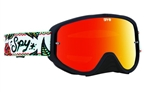 Spy - Woot Race MX Goggle- Calaveras