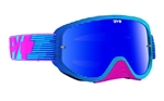 Spy - Woot Race MX Goggle- Pink Flash