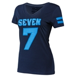 Seven MX 2018 Womens Athletic Tee - Navy