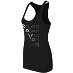 Seven MX 2018 Womens Replicate Tank Top - Black
