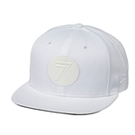 Seven 2018 Badge Hat - White
