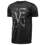 Seven 2018 Youth Escutcheon Tee - Black