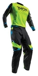 Thor 2017 Prime Fit ROHL Combo Jersey Pant - Green/Black