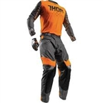 Thor 2017 Prime Fit ROHL Combo Jersey Pant - Orange/Gray