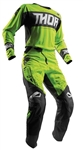 Thor 2018 Fuse Bion Combo Jersey Pant - Lime