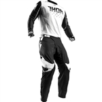 Thor 2017 Prime Fit Rohl Combo Jersey Pant - Black/White