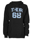 Thor 2018 Womens Team Pullover - Black