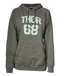 Thor 2018 Womens Team Pullover - Gray