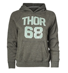 Thor 2018 Youth Girls Team Pullover - Nickel