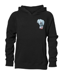 Thor 2018 Youth Wide Open Pullover - Black