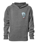 Thor 2018 Youth Wide Open Pullover - Gray