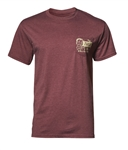 Thor 2018 Delicious Tee - Burgundy Heather