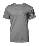 Thor 2018 Delicious Tee - Gray Heather