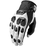 Thor 2017 Defend Gloves - Black/White