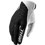 Thor 2017 Draft Indi Gloves - Black/White