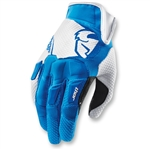 Thor 2017 Flow Gloves - Blue