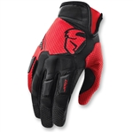 Thor 2017 Flow Gloves - Red