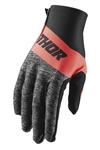 Thor 2018 High Tide Invert Gloves - Black/Coral