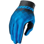 Thor 2017 Invert Pix Gloves - Blue