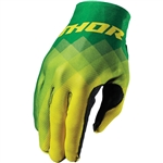 Thor 2017 Invert Pix Gloves - Green