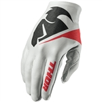 Thor 2017 Invert Flection Gloves - White