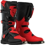 Thor 2018 Kids Blitz Boots - Black/Red