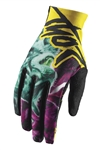 Thor 2018 Kitn Void Gloves - Black/Yellow