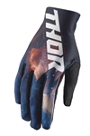 Thor 2018 Nebula Void Gloves - Black