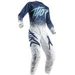 Thor 2018 Pulse Air Hype Combo Jersey Pant - White/Navy