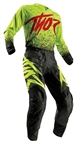 Thor 2018 Pulse Hype Combo Jersey Pant - Fluorescent Acid/Black