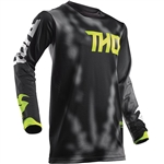 Thor 2017 Pulse Air Radiate Jersey - Black