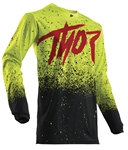Thor 2018 Pulse Hype Jersey - Fluorescent Acid/ Black