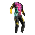 Thor 2018 Pulse Kitn Combo Jersey Pant - Black/Yellow
