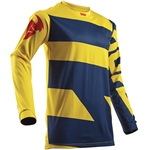 Thor 2017 Pulse Level Jersey - Navy/Yellow