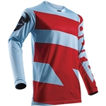 Thor 2017 Pulse Level Jersey - Powder Blue/Red