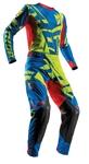 Thor 2018 Prime Fit Paradigm Combo Jersey Pant - Lime/Blue