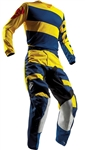 Thor 2018 Pulse Level Combo Jersey Pant - Navy/Yellow