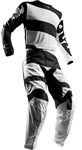 Thor 2018 Pulse Level Combo Jersey Pant - White/Black