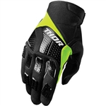 Thor 2017 Rebound Gloves - Black/Lime