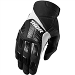 Thor 2017 Rebound Gloves - Black/White
