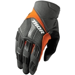 Thor 2017 Rebound Gloves - Charcoal/Orange
