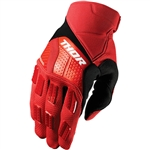 Thor 2017 Rebound Gloves - Red