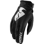 Thor 2017 Sector Gloves - Black